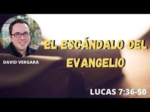 El escándalo del evangelio. (Lucas 7:36-50)