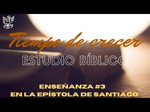 Estudio Bíblico #3, Tiempo de Crecer: Sabiduría En La Prueba.