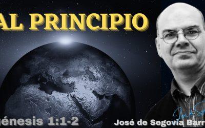 Al Principio (Génesis 1:1-2)
