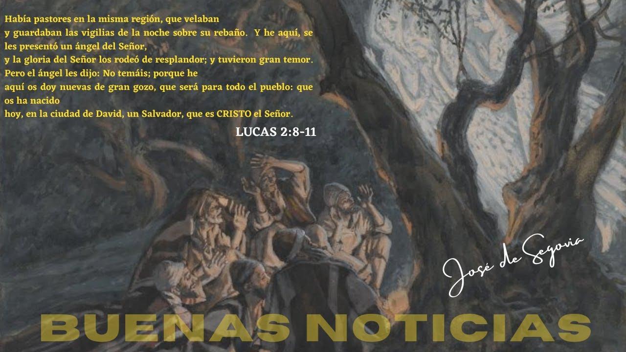 Buenas Noticias (Lucas 2:10-11)